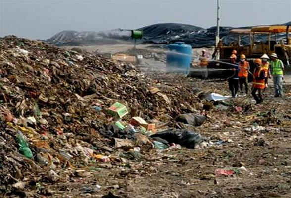 xử lý rác